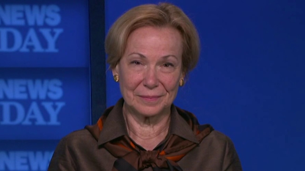 White House coronavirus task force coordinator Dr. Deborah Birx joins Chris Wallace on 'Fox News Sunday.'
