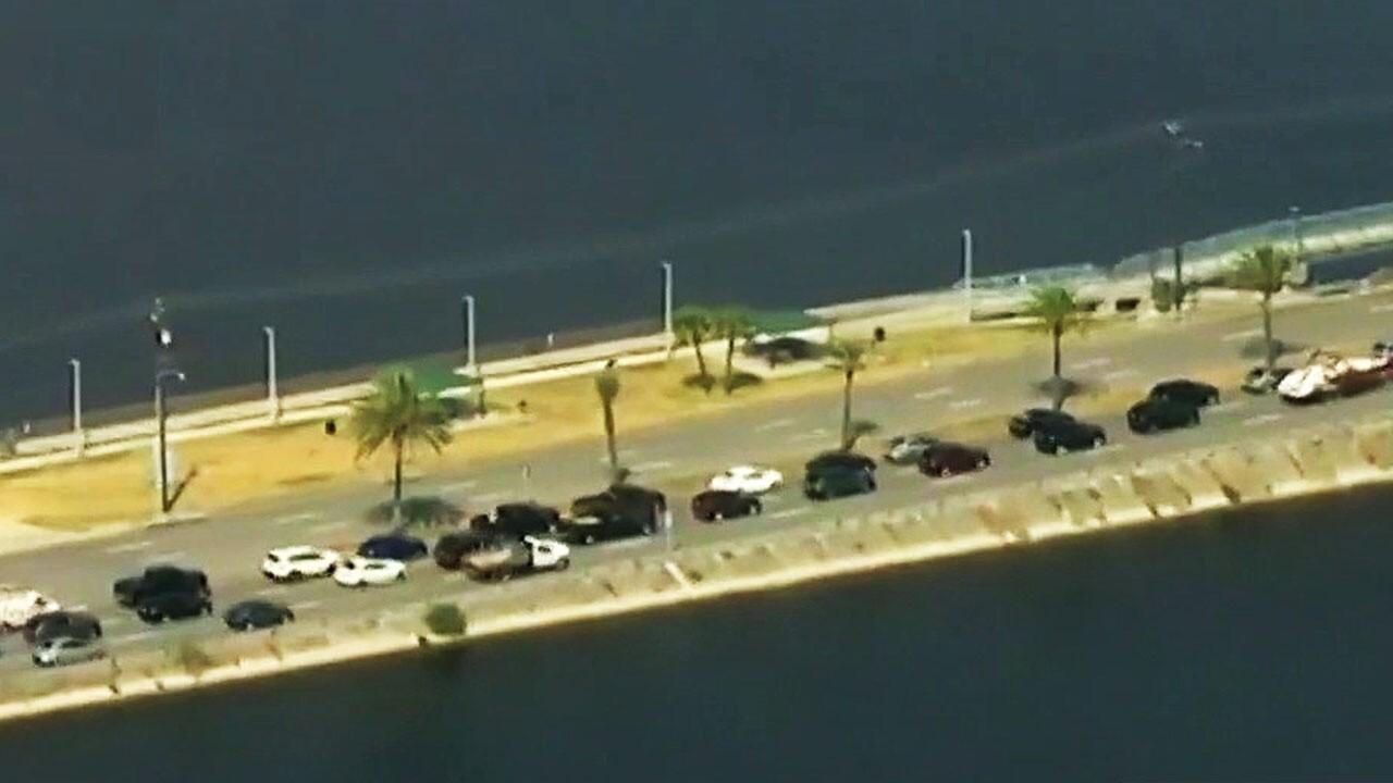 Mandatory evacuation orders issued for Galveston, Texas ahead of hurricane