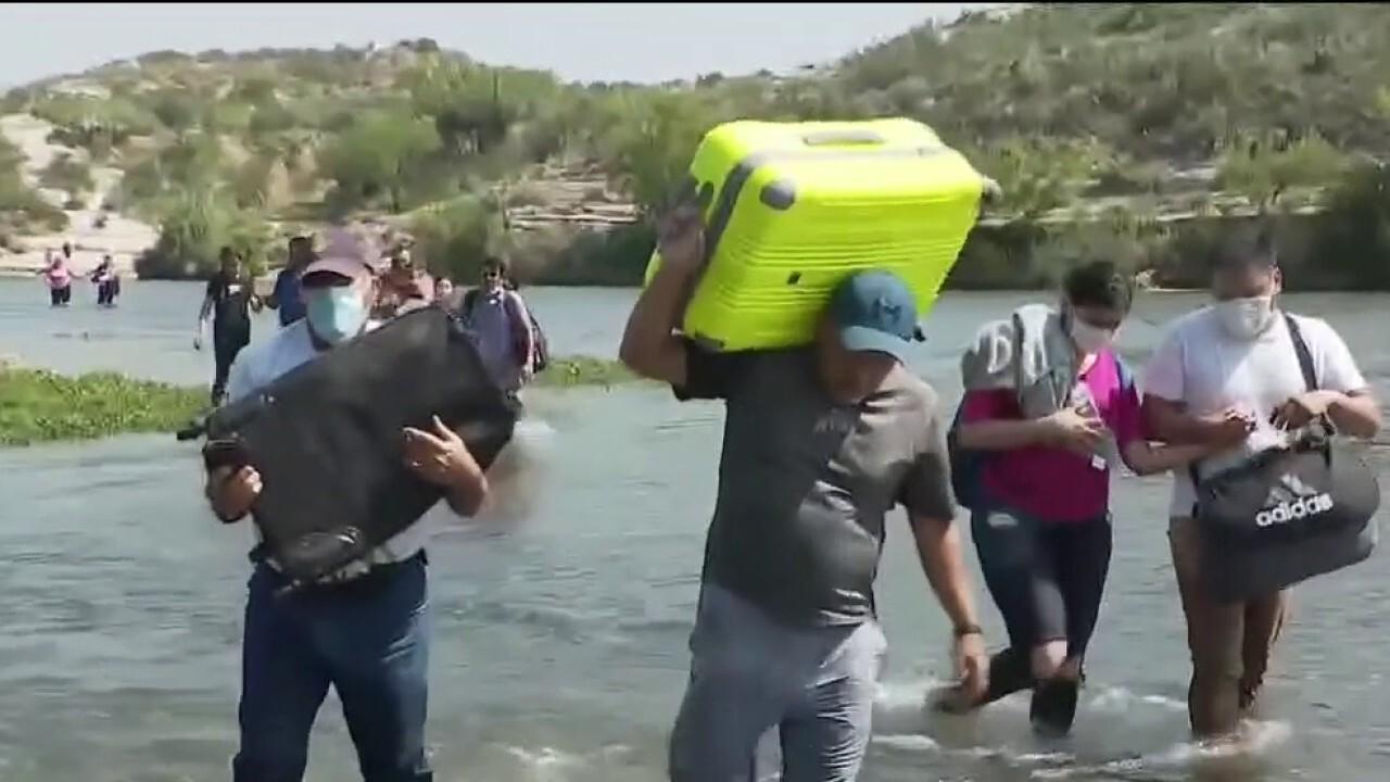 Human smugglers at border becoming more aggressive