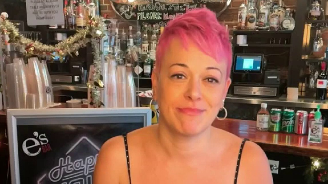 New York City bar owner on impact of lockdowns on business: We're fighting everyday