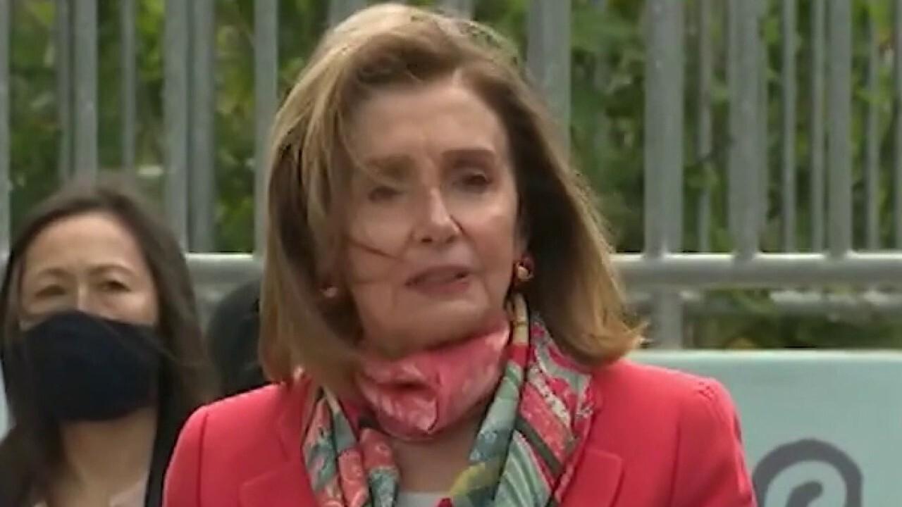 Nancy Pelosi's demand for salon apology sparks outrage