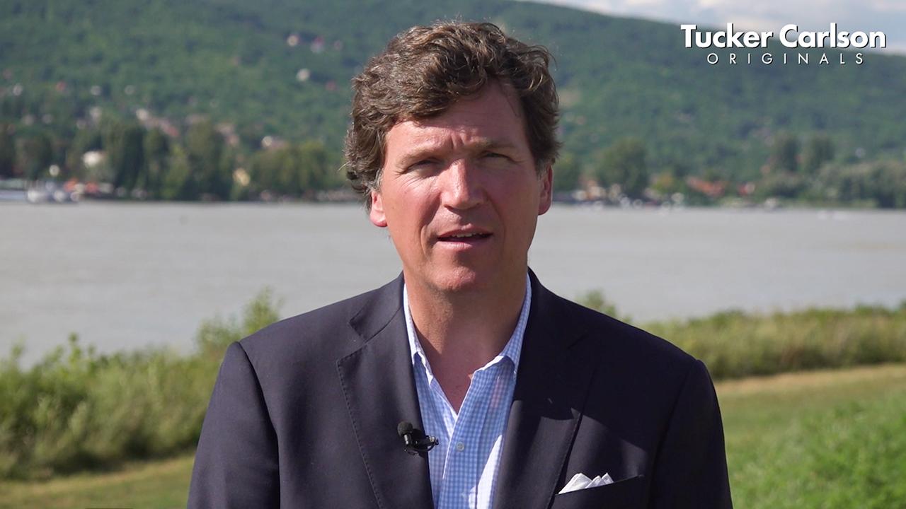 Tucker Carlson investigates UFOs on Fox Nation