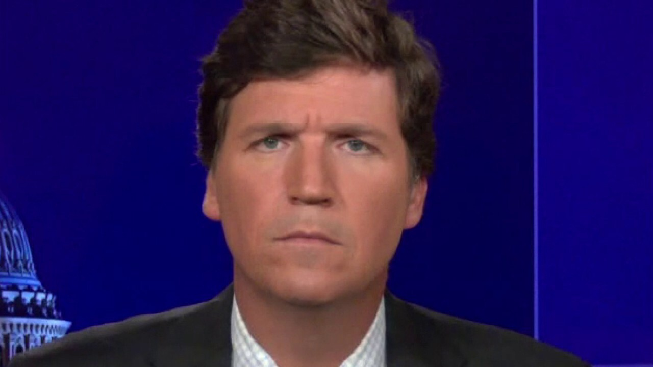 Tucker sounds off on the Fed for 'partying' with Americans' money
