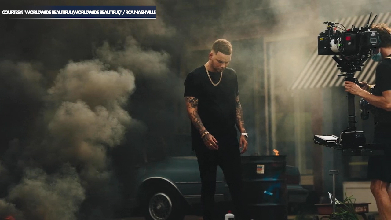 Kane Brown talks new music, giving back to his community