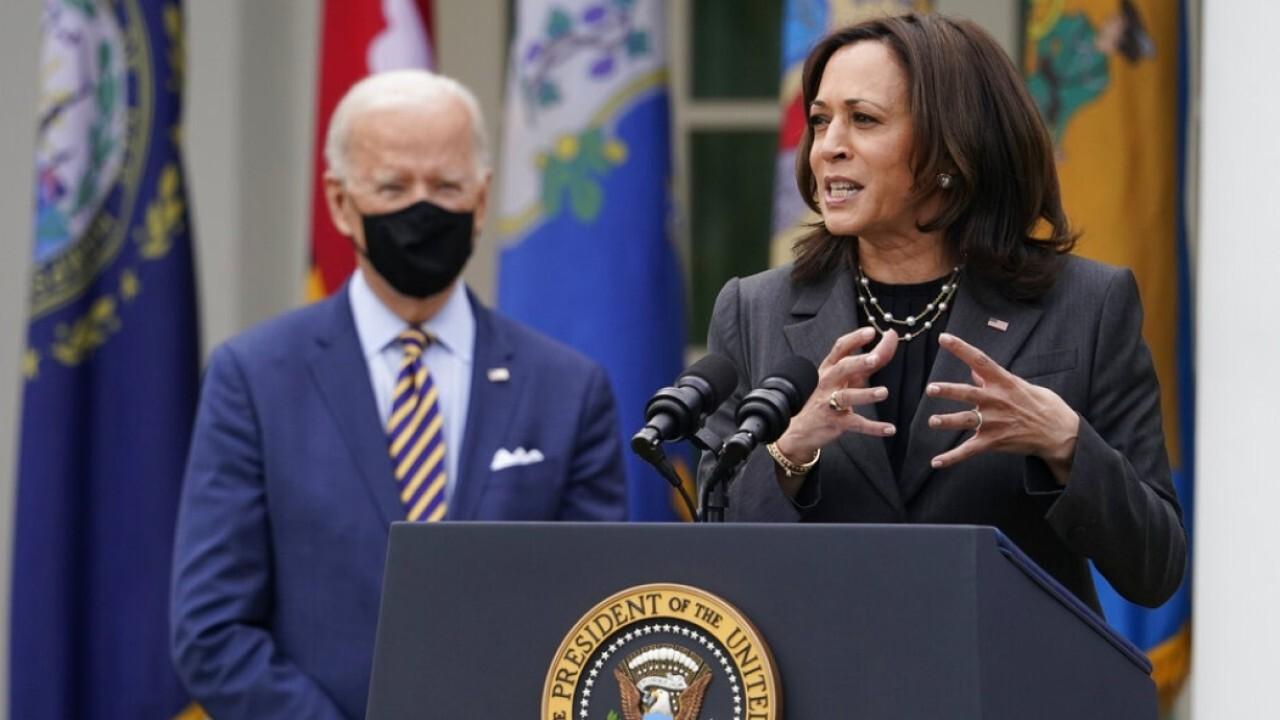 Miranda Devine: Kamala Harris' response to Biden's border crisis is close to absurd