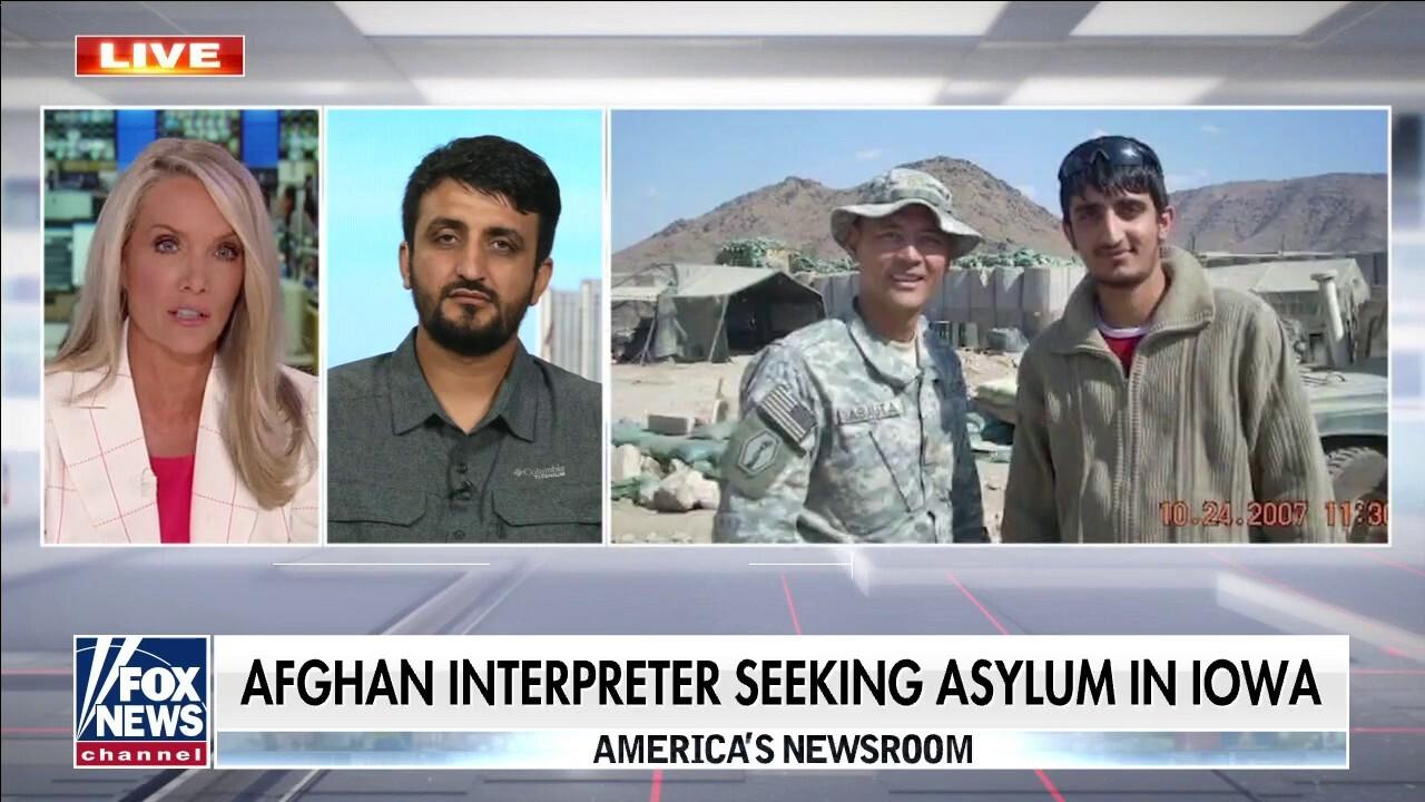Afghanistan interpreter faces deportation