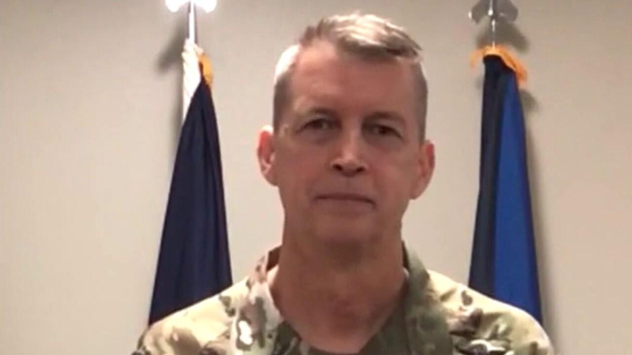 Gen. Dan Hokanson on National Guard's role in Kenosha, ongoing violence in Portland