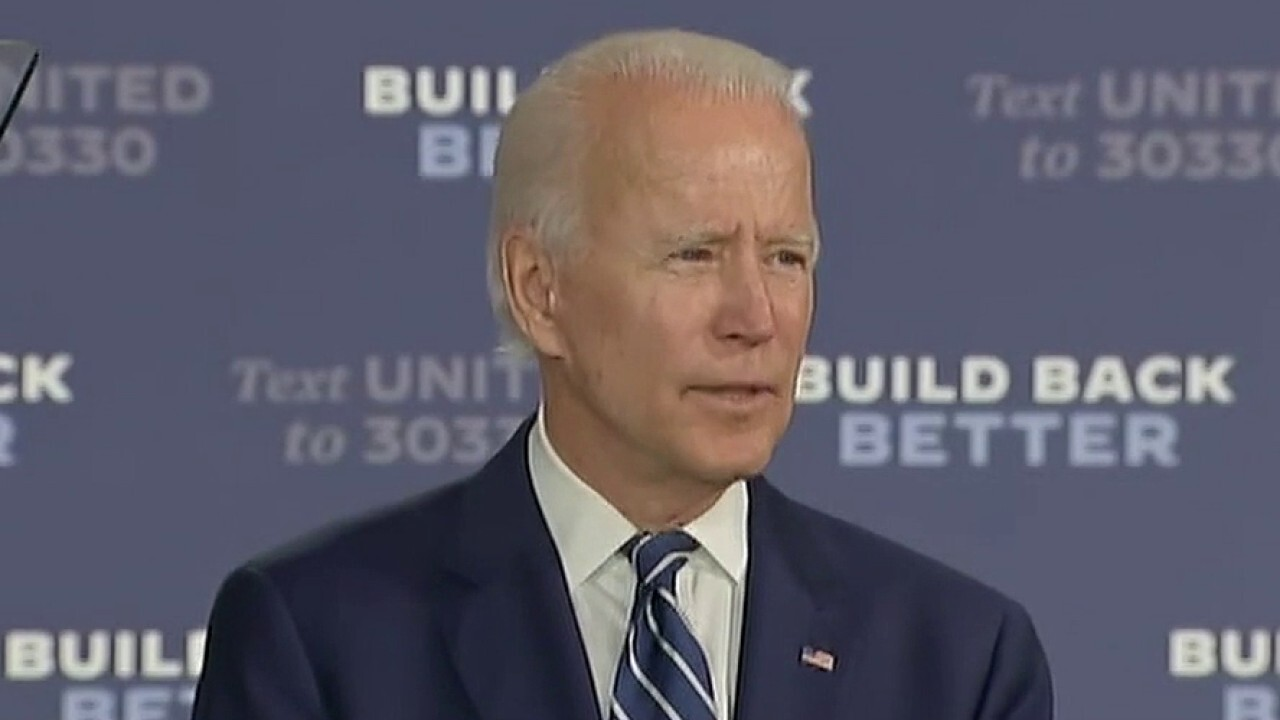 Biden kicks off a virtual tour of Ohio, but will voters buy it?