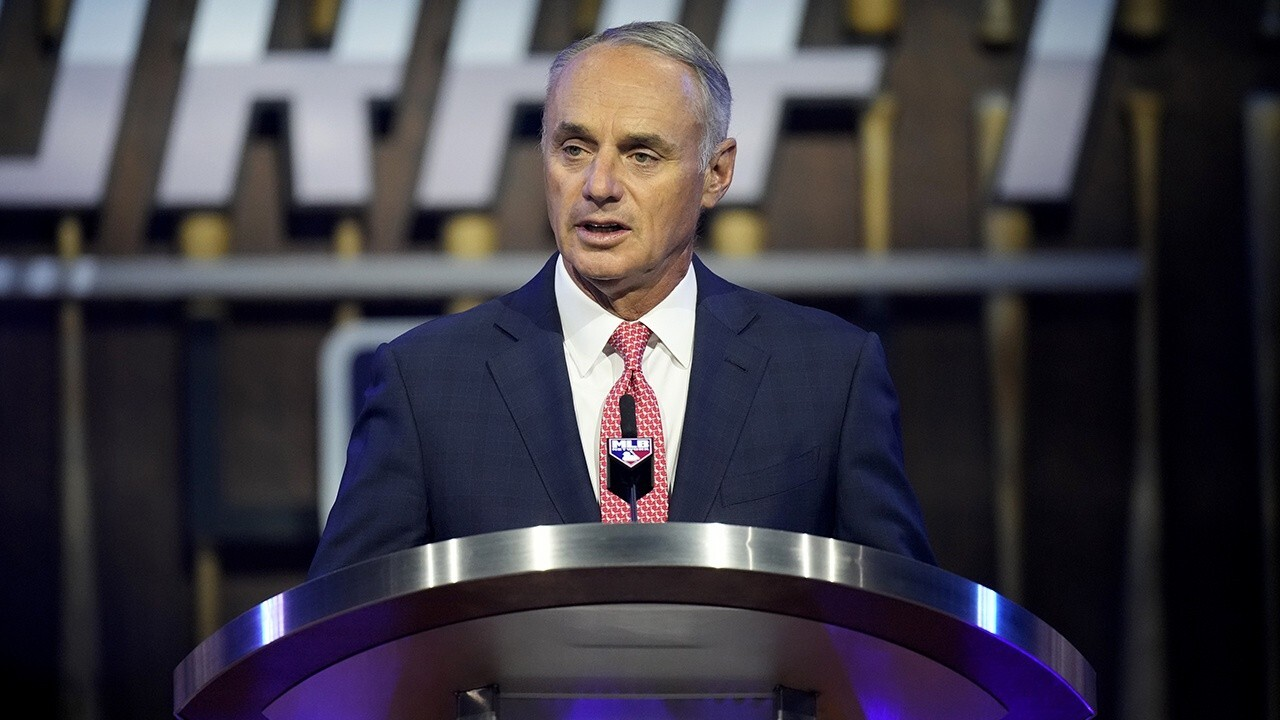 MLB commissioner 'blew it' with decision to move All-Star game: Clay Travis