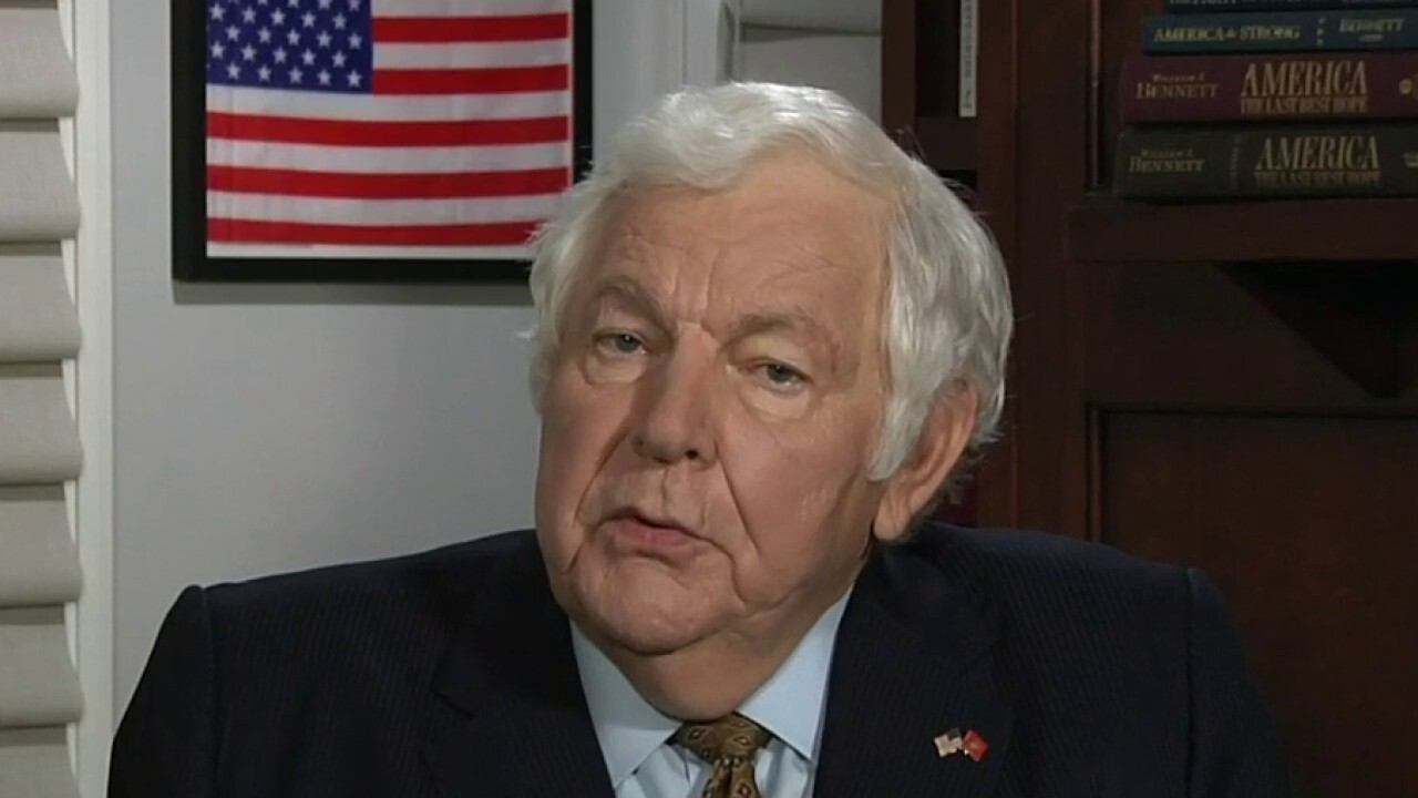 Bill Bennett: 'We scared the hell out the American people'
