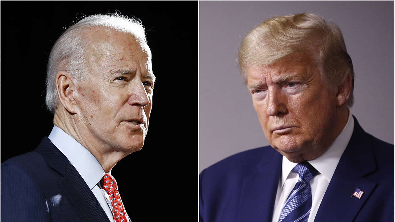 Biden blames Trump Taliban deal for Afghanistan withdrawal