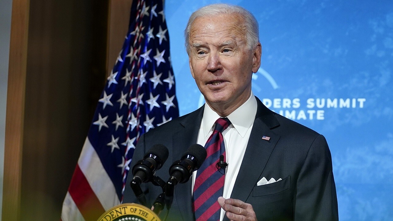 'Fox & Friends': Why does Biden keep saying he can't answer questions?