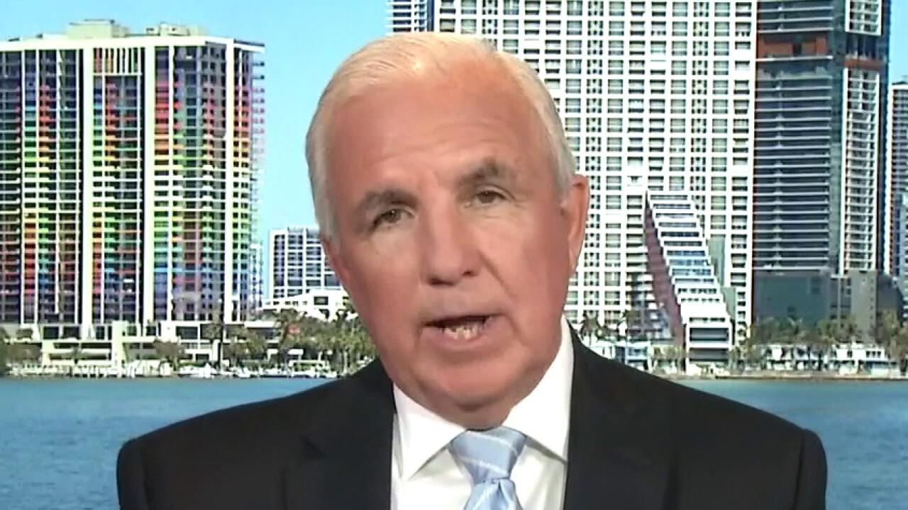 Rep. Gimenez blames Biden-Harris administration for 'chaotic' border