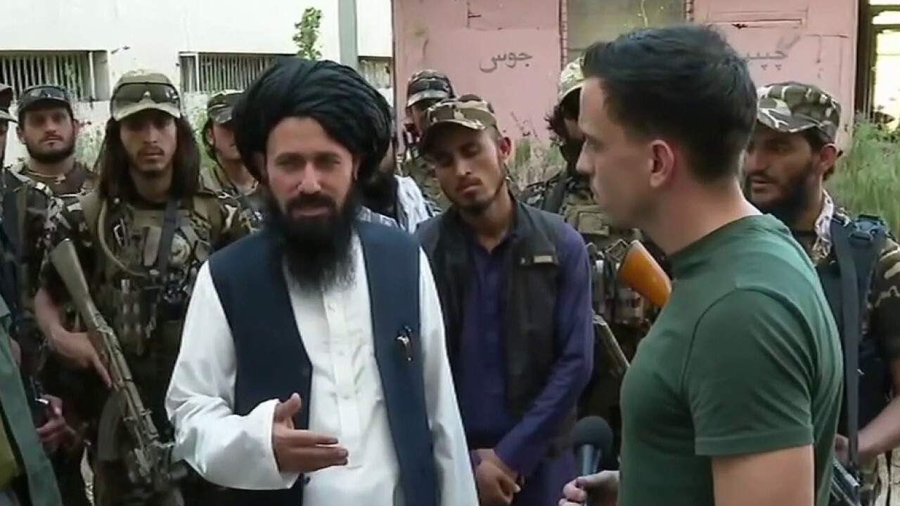 Fox News goes inside Kabul prison amid Afghanistan chaos