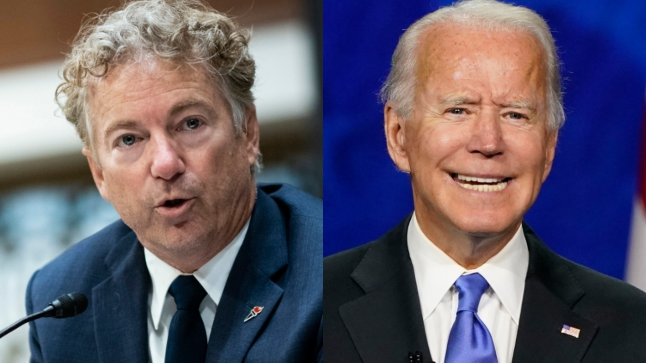 Senator Rand Paul slams Biden over Iraq