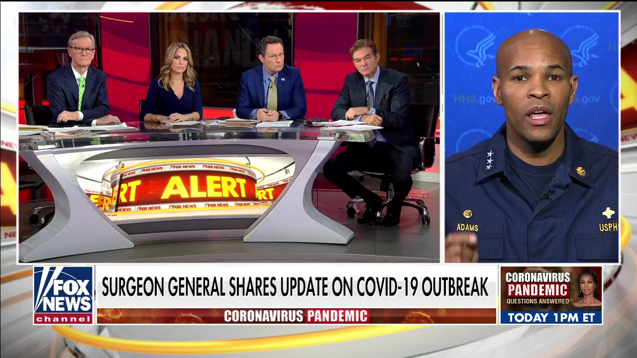 U.S. Surgeon General on child care, schools during COVID-19 pandemic