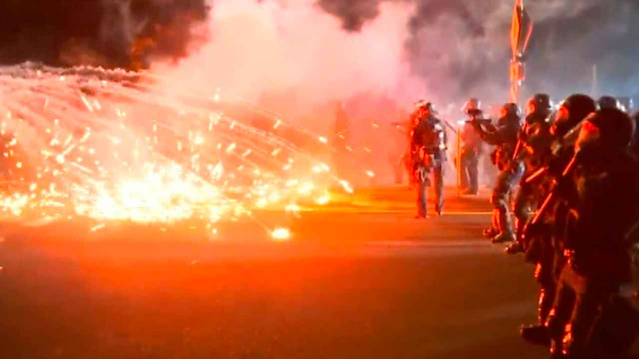 Violent demonstrations continue to plague cities across the country