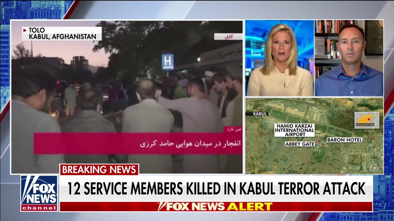 Afghanistan war veteran reflects on 'tragedy' in Kabul attack