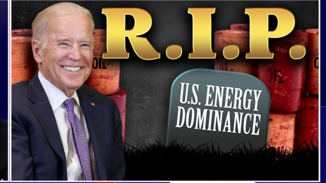 Biden wants the Middle East to pump more oil as he crushes domestic drilling