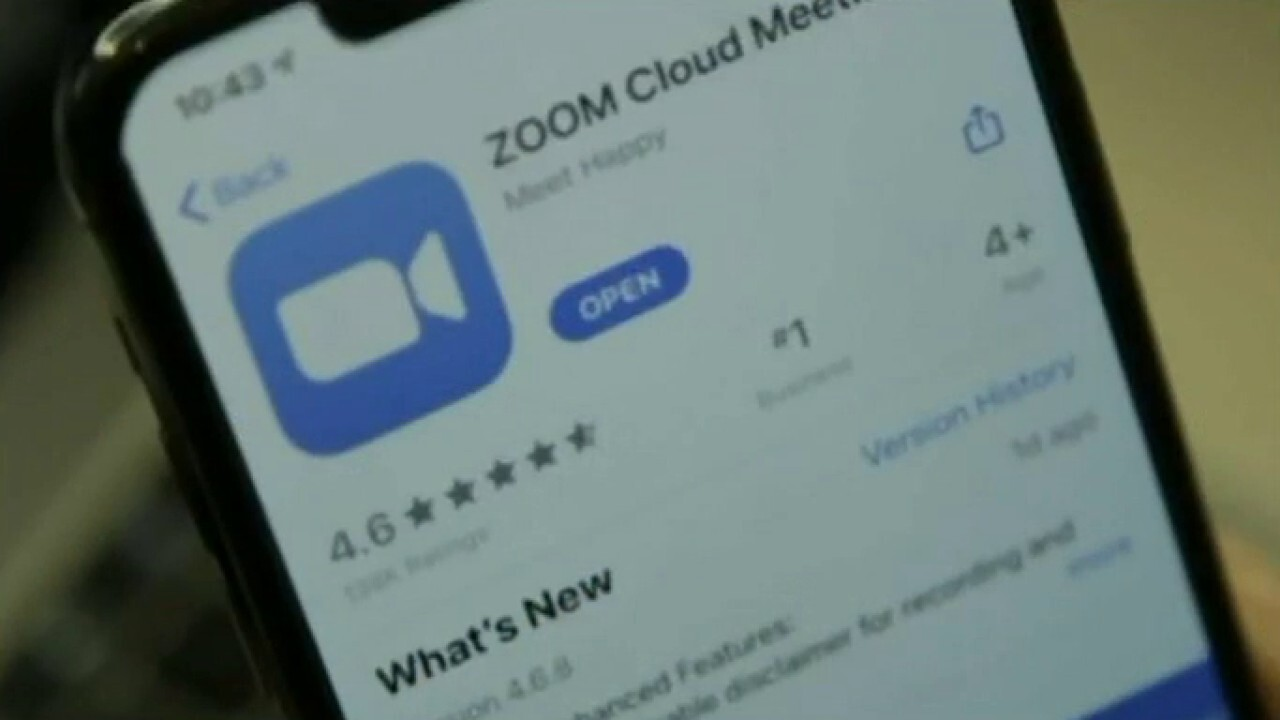 DOJ alleges Zoom agreed to monitor, censor anti-China conversations