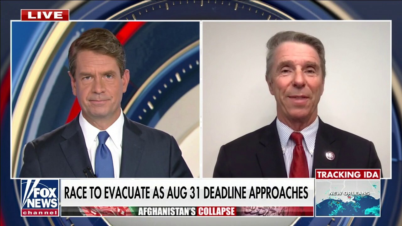 Rep. Rob Wittman: 'The Taliban should not dictate our timeline'