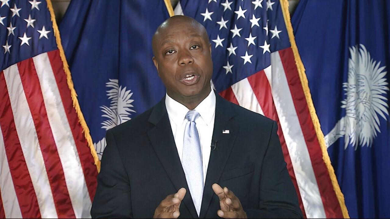 Sen. Cruz reacts to left's attack on Sen. Tim Scott: 'It's disgusting'
