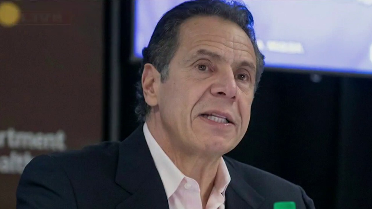 Cuomo slammed for response to sexual harassment allegations