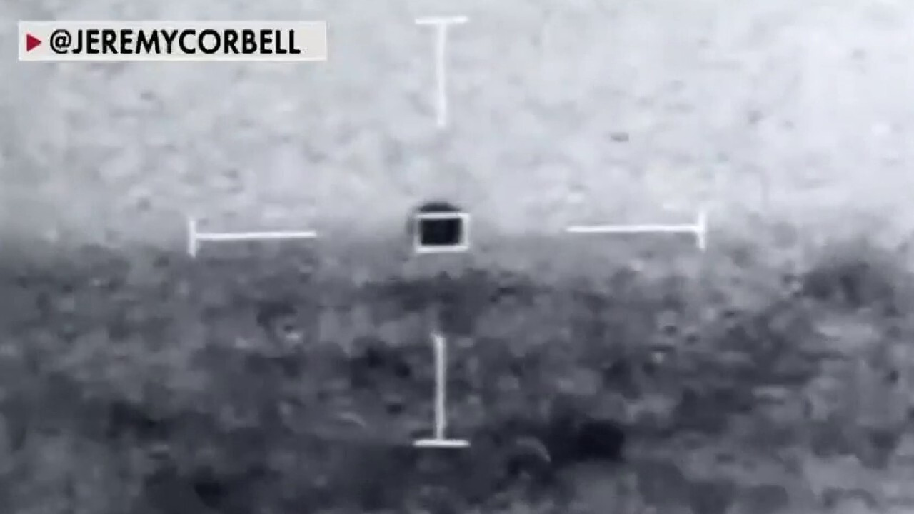 UFOs are a military issue, not a matter of belief: Jeremy Corbell
