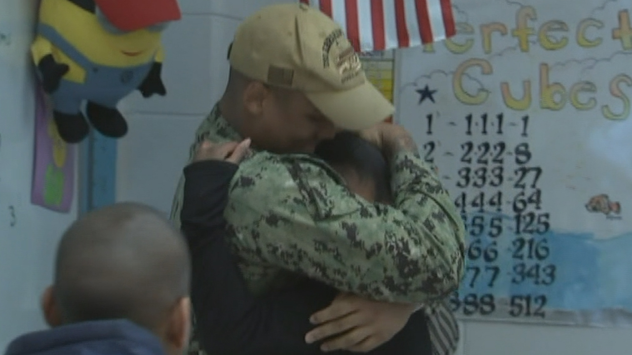 Westlake Legal Group image Maryland sailor surprises siblings after 11-month deployment Lucia Suarez Sang fox-news/us/us-regions/northeast/maryland fox-news/us/personal-freedoms/proud-american fox-news/us/military/navy fox-news/good-news fox news fnc/us fnc ce4c0abb-b404-5d33-b1df-ec300ca9a033 article
