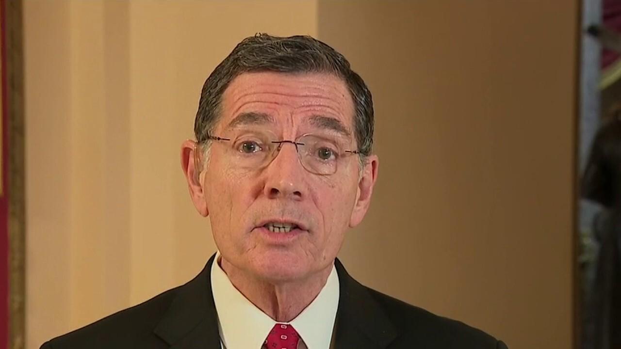 Sen. Barrasso: We need to go big on America's 'rescue operation'