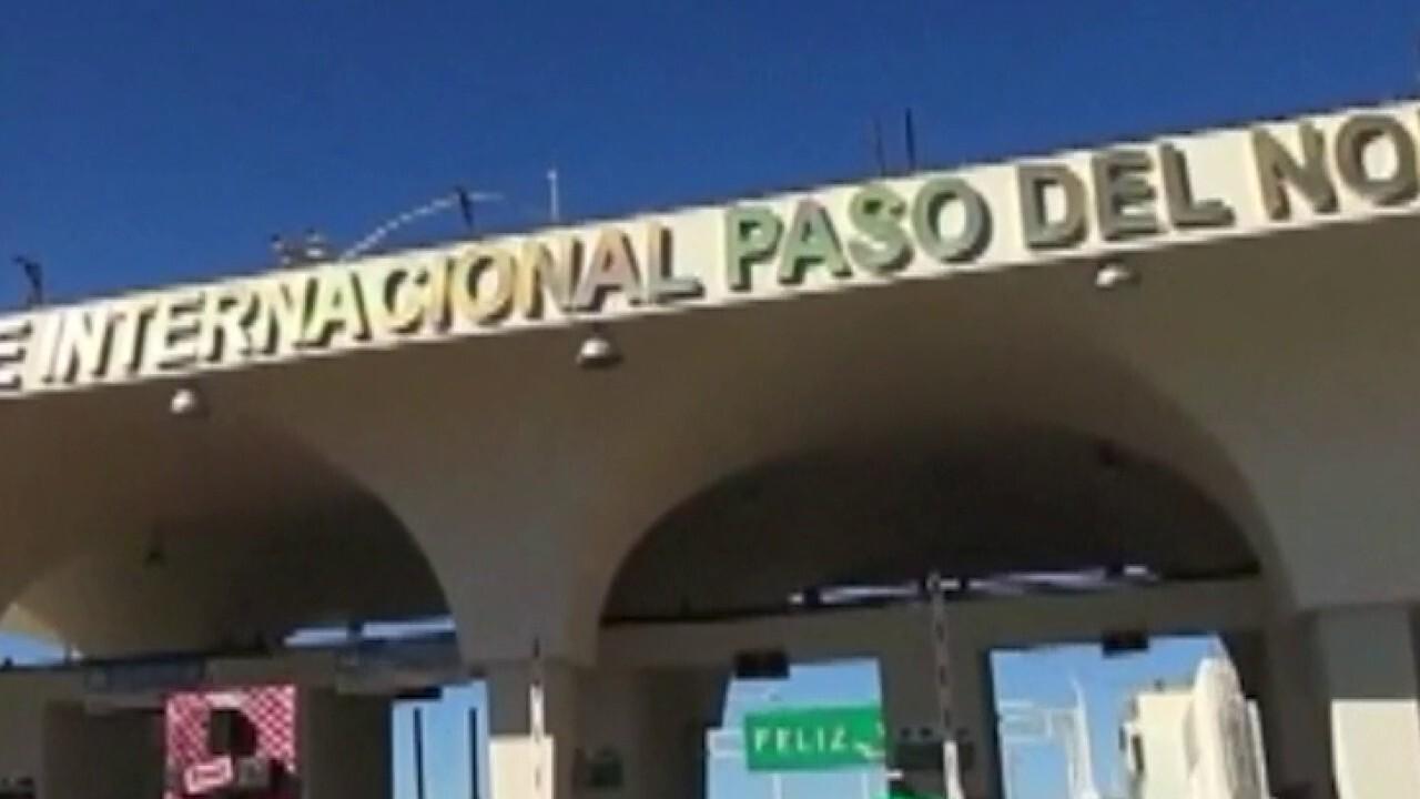 Trump administration announces US, Mexico limiting non-essential travel across border amid coronavirus
