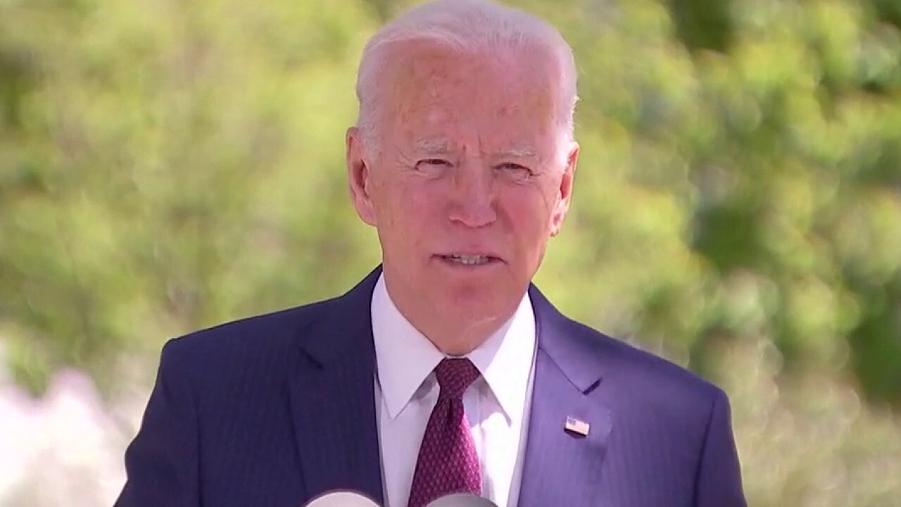Biden says 'keep following the guidance' after unveiling new recommendations