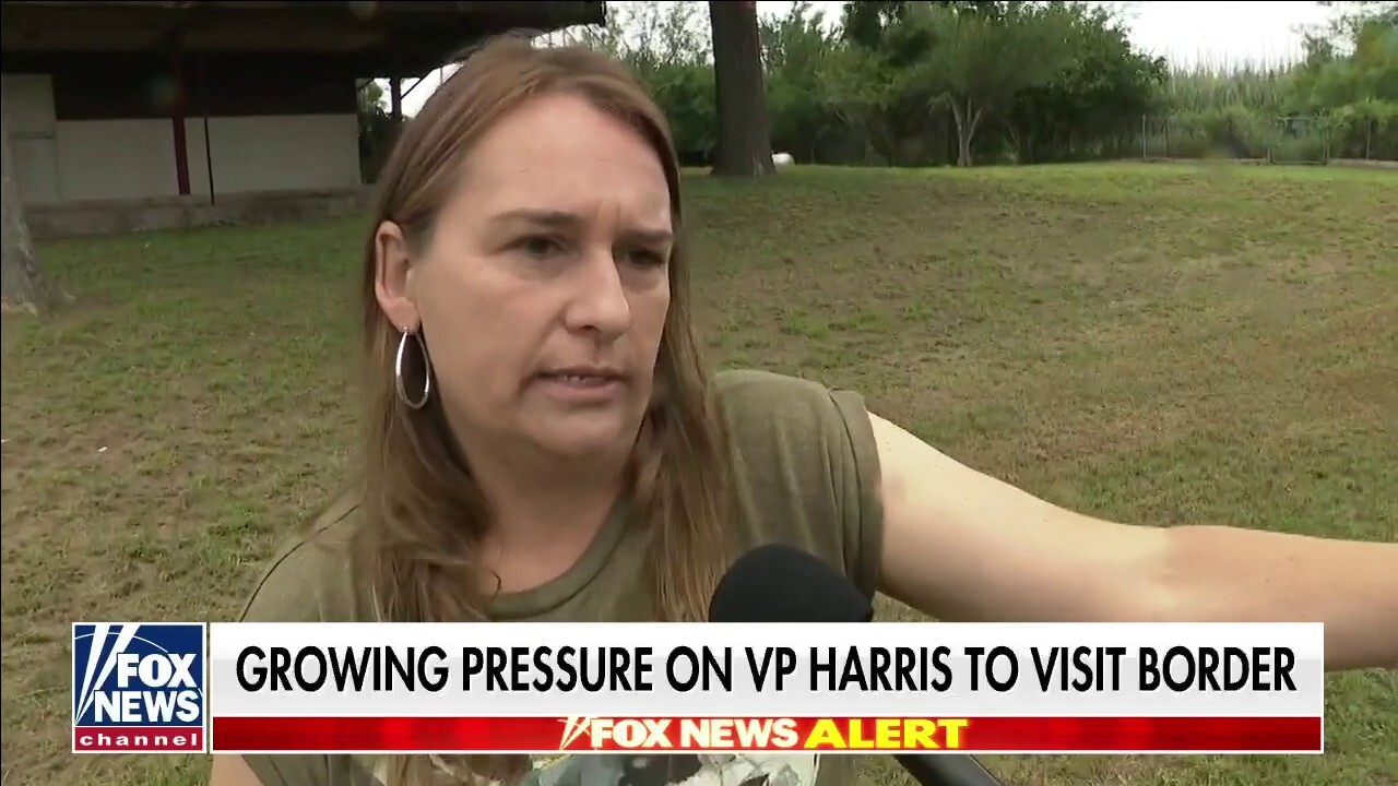 Texas border ranch owner exasperated by lawless situation