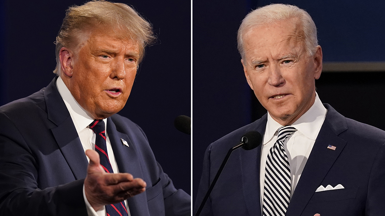 Trump says he doubts Biden 'making the decisions,' calls border wall chatter 'positive step': report
