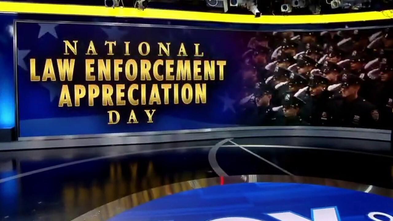 Mississippi business owner giving back on National Law Enforcement Appreciation Day