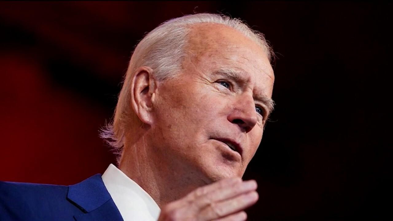 Joe Biden pushes Congress to pass even more COVID-19 relief
