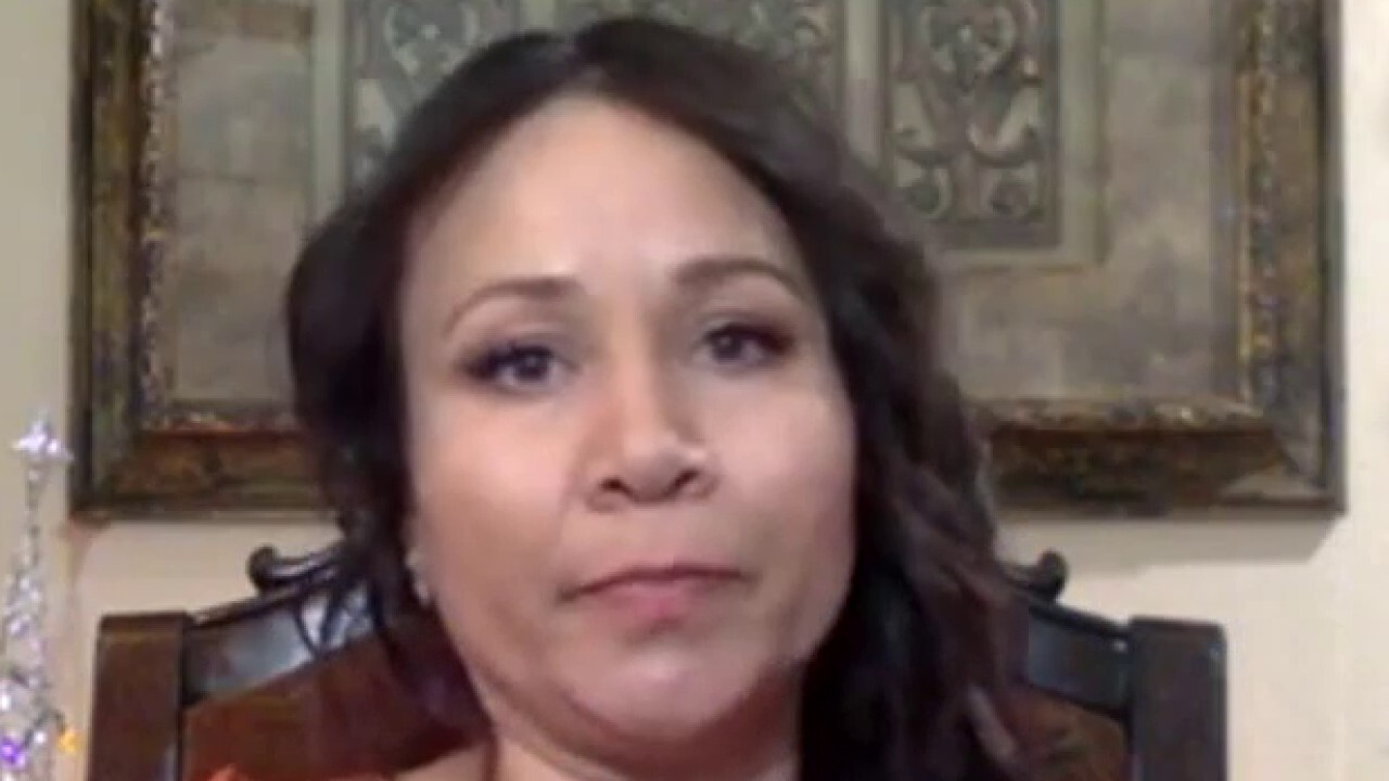 Texas woman on President Trump commuting her sentence after 12 years