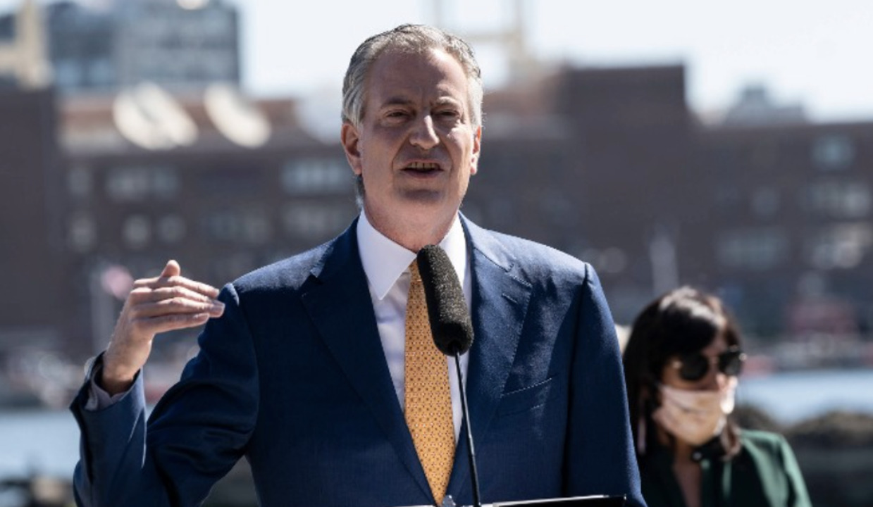 NYC MayorBill de Blasiosaid 'Phase 2' of the city's reopening plan is expected to begin Monday, June 22