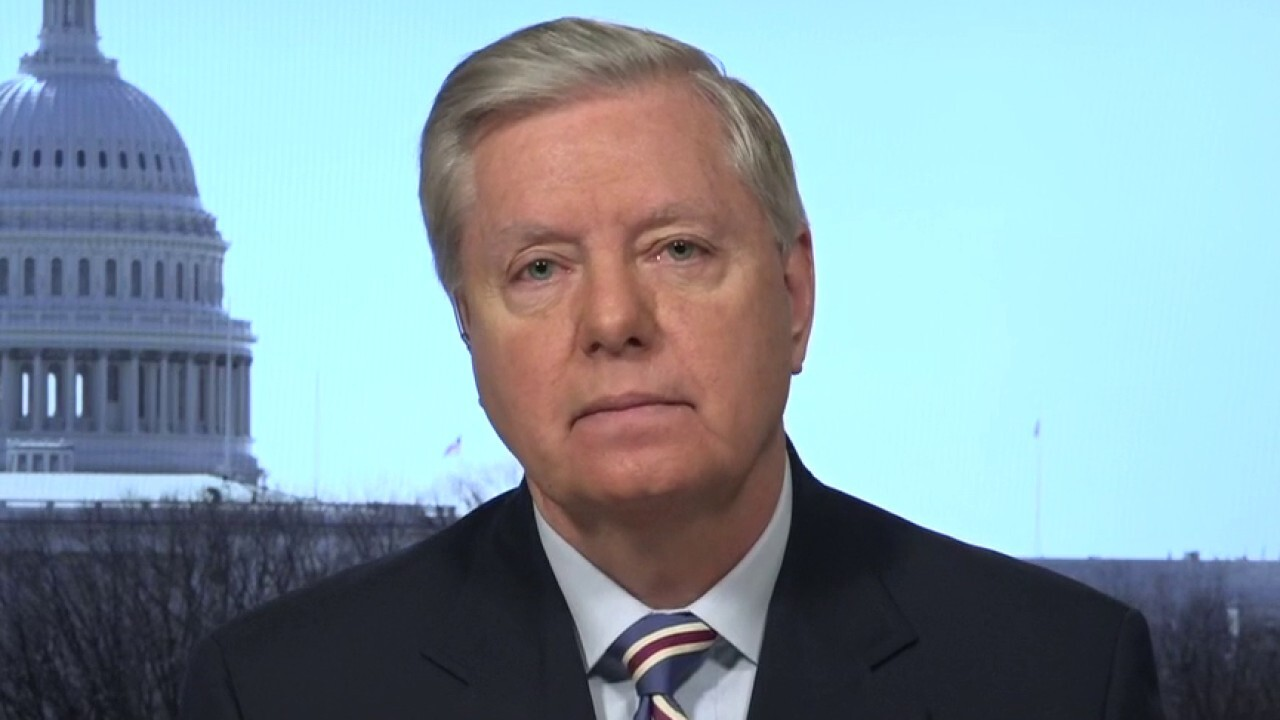 Sen. Graham on coronavirus relief bill: 'Phase 3' will help non-working people get 'most' of their income