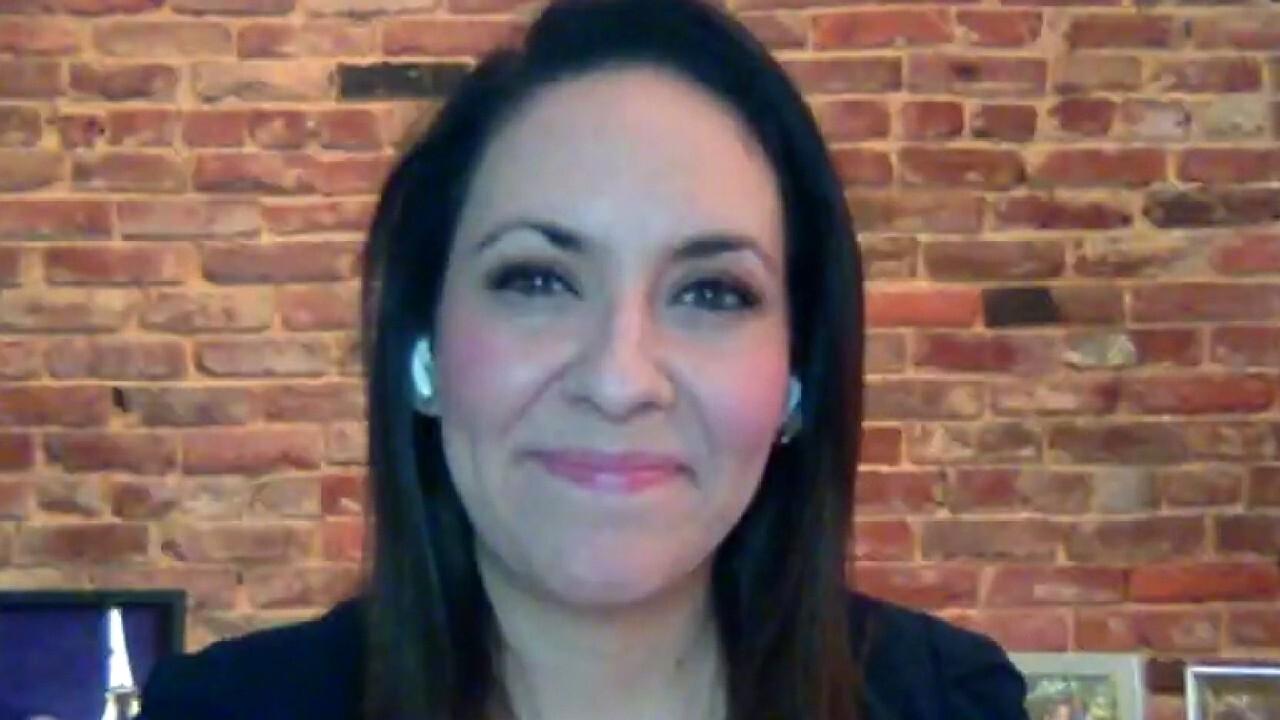 DNC spokesperson Xochitl Hinojosa on Biden hitting campaign trail