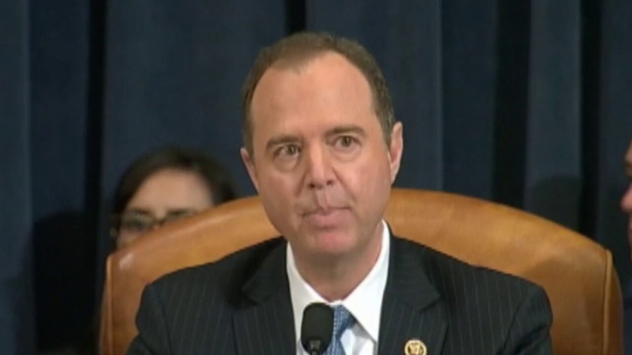 Rep. Adam Schiff refuses to release transcripts from House Intel Committee investigation of foreign meddling