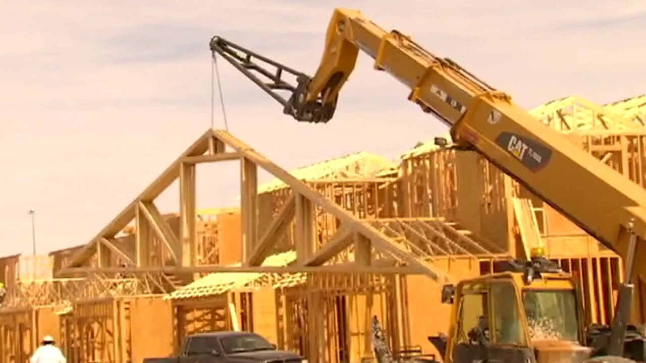 Home prices up 4 percent in April; does strong housing report indicate possible boom?