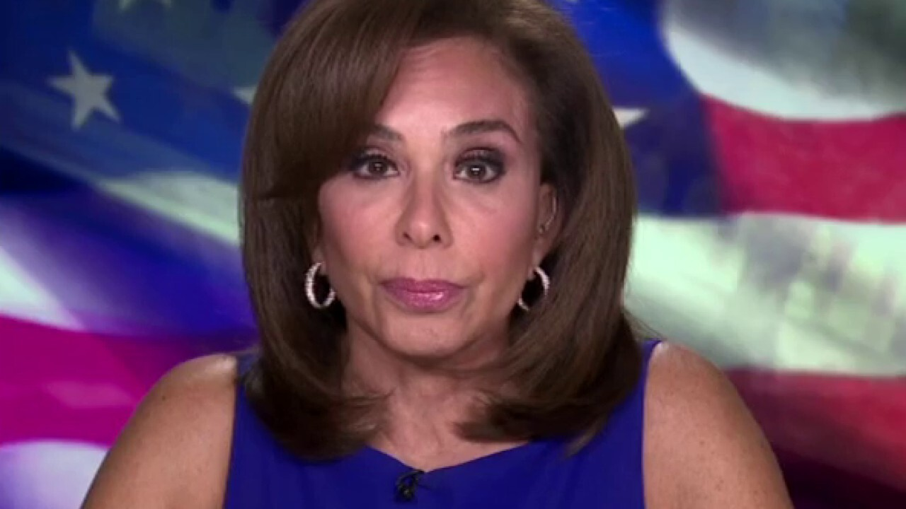Judge Jeanine Pirro reacts to McCloskeys indictment
