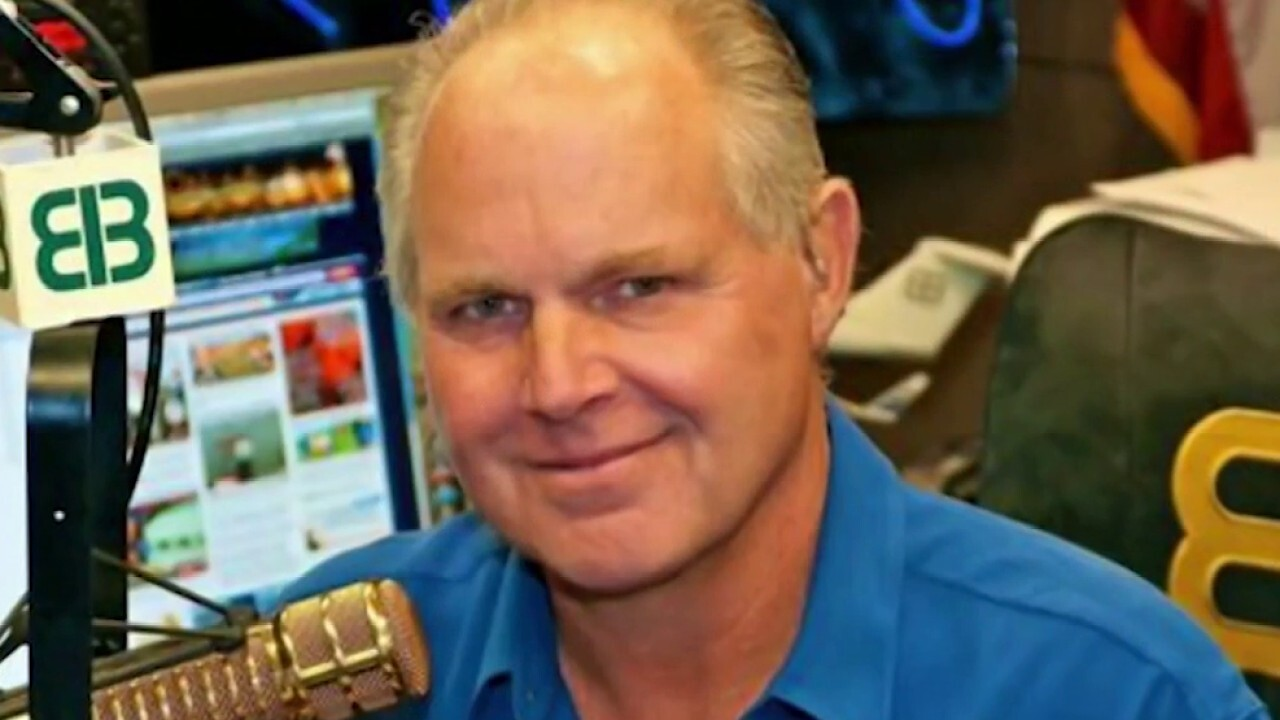 Rush Limbaugh to be honored at CPAC, inducted into Conservative Hall of Fame | Fox News thumbnail