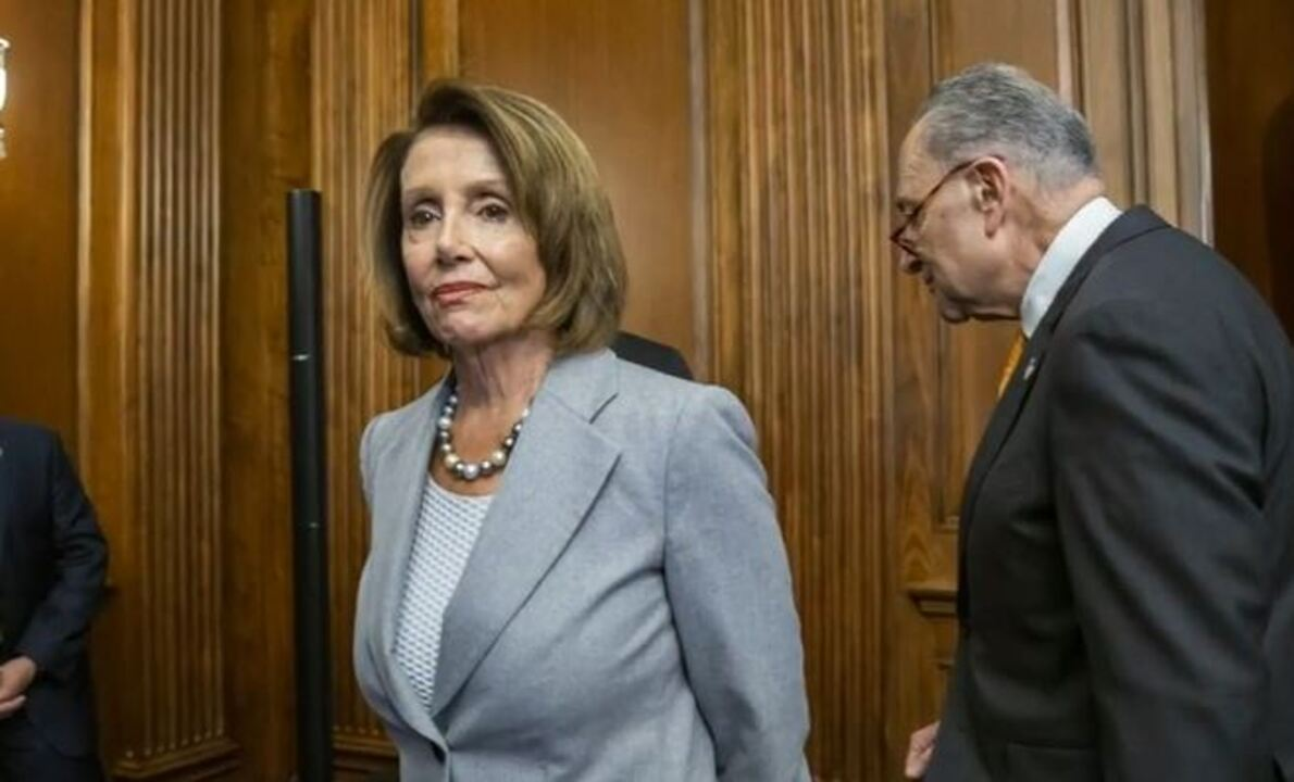 Pelosi tries to rally support for $3T relief bill in face of veto threat