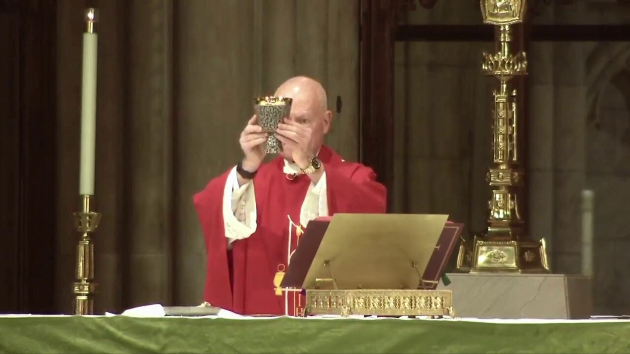 Saint Patrick's Cathedral Mass: Friday, June 5