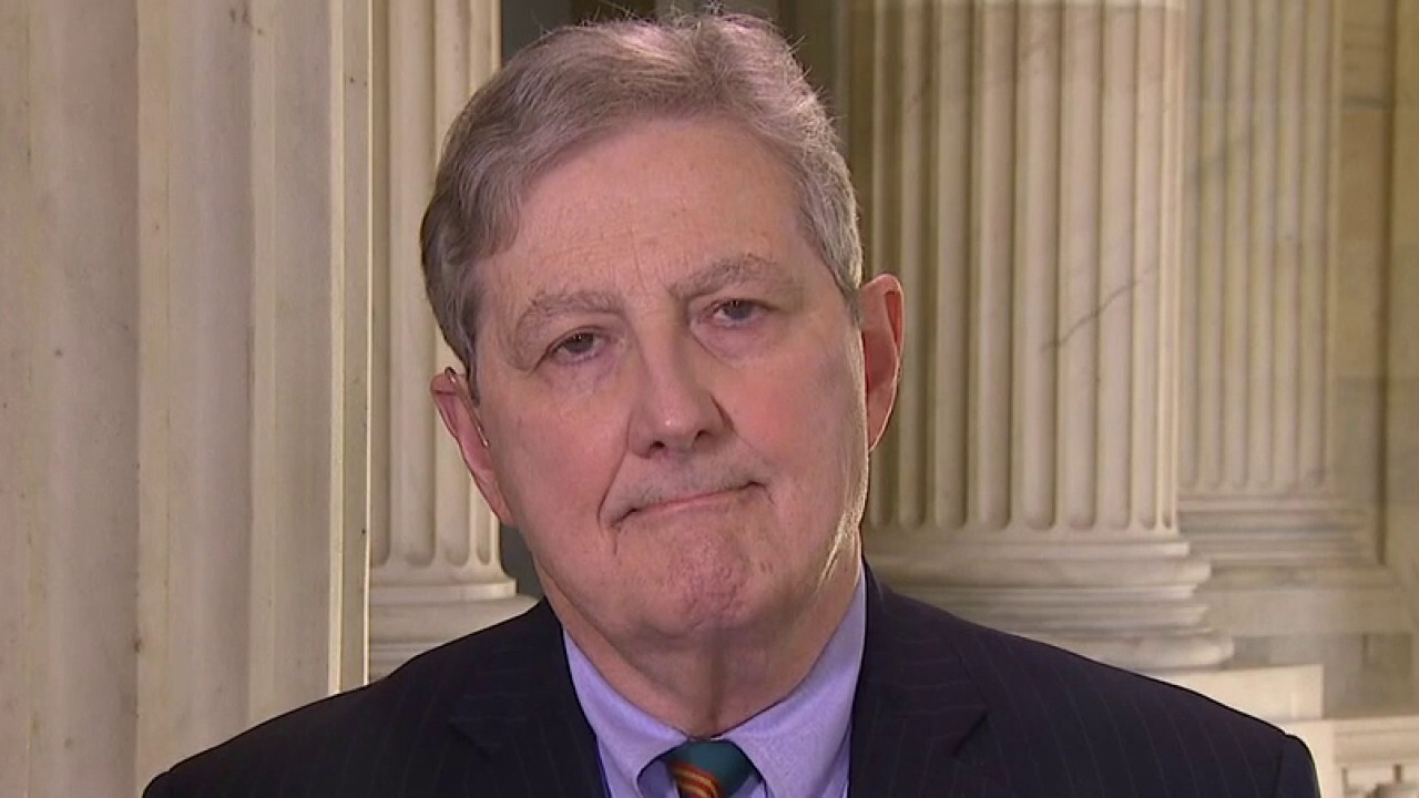 Sen. Kennedy blasts China's Xi as a 'gangster'