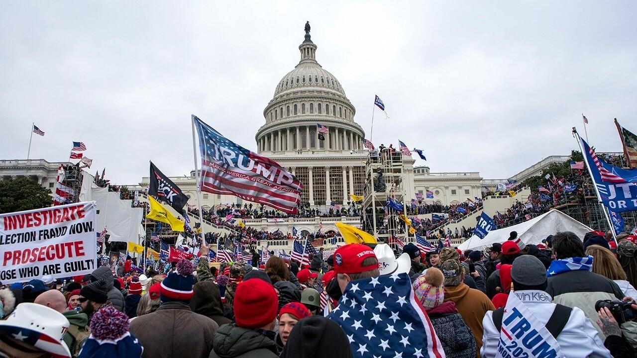 Markets reach new records despite Capitol chaos