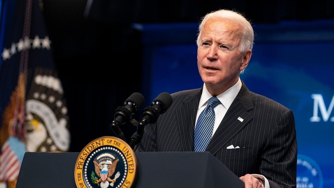 Biden taking a 'wrecking ball' to oil, gas, coal manufacturing jobs: West Virginia AG
