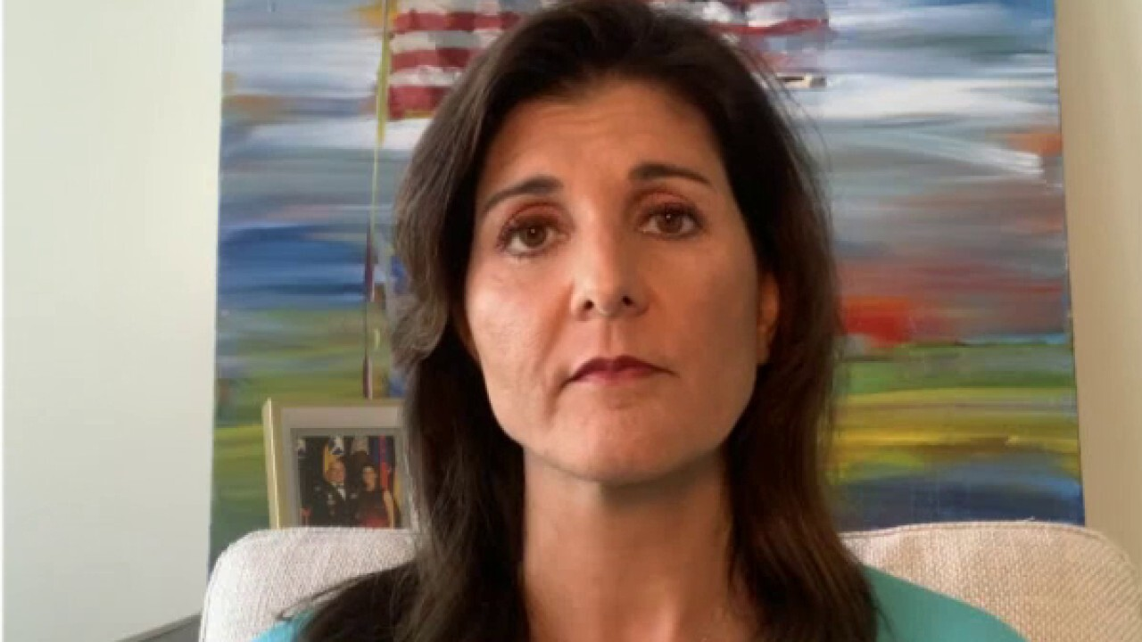 Nikki Haley on Israel, Gaza militants trading rocket fire as tensions rise